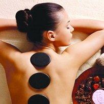 Hot-Stone Massage